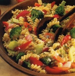 Вегетарианские рецепты. Салаты. Рецепт 3.