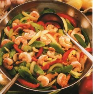 Вегетарианские рецепты. Вторые блюда. Рецепт 5.