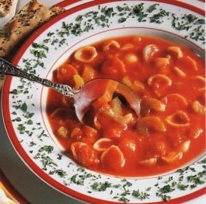 Вегетарианские рецепты. Первые блюда. Рецепт 5.