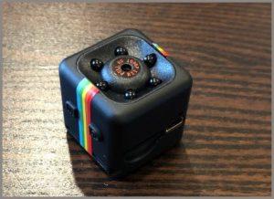 Магазин эксклюзивных товаров. Мини камера HD 1080 р FANGTUOSI SQ11