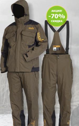Магазин эксклюзивных товаров. Демисезонный костюм Norfin Scandic 2